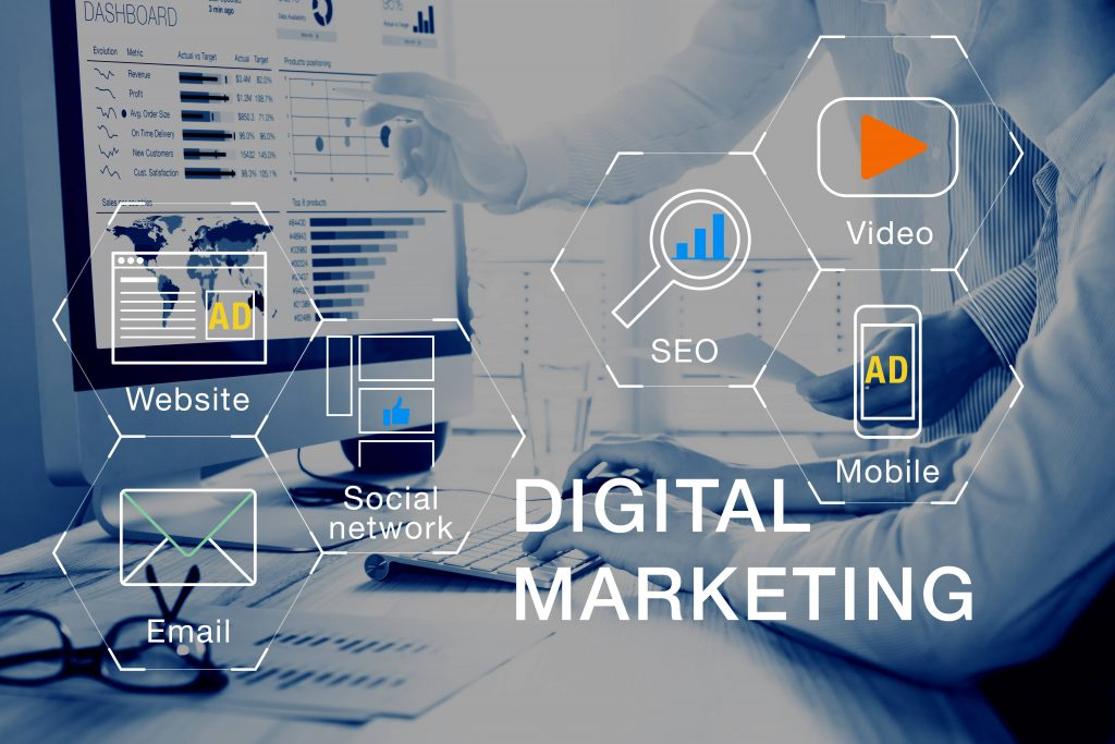La estrategia digital en el mundo del marketing actual