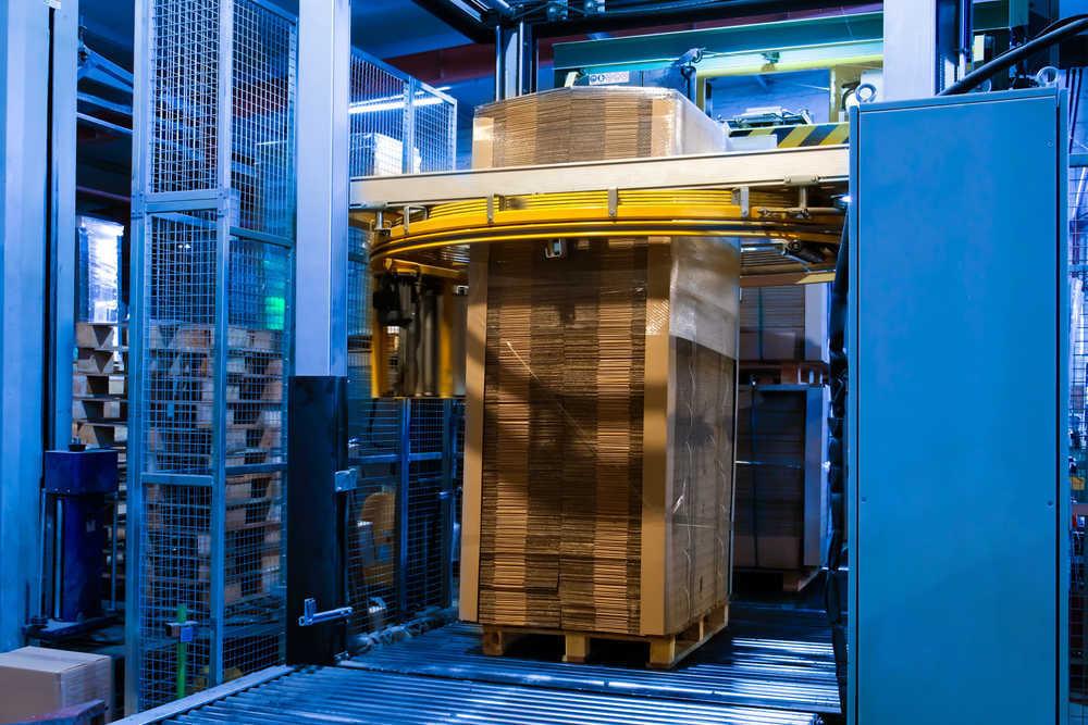 El aumento de la venta de máquinas flejadoras a través de Internet pone de manifiesto la apuesta por la mejora tecnológica del sector logístico