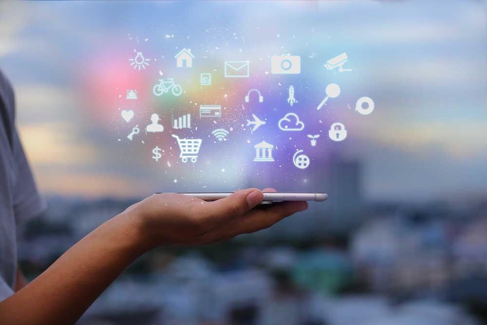 Las aplicaciones móviles de hoy en día que nos facilitan la vida